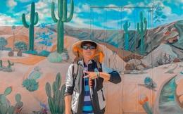 Làng bích họa Hòn Thiên - điểm check-in mới cho giới trẻ tại Ninh Thuận