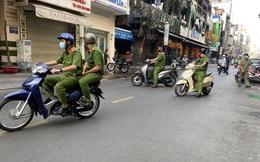TP.HCM: Phong tỏa quán cafe trên phố đi bộ Bùi Viện vì BN1883 ở Hà Nội từng ghé