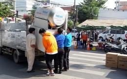 Bình Dương đặt máy ATM gạo phục vụ gần 2.000 hộ dân bị cách ly