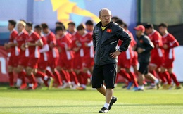 Hoãn trận Việt Nam đấu Malaysia Vòng loại World Cup 2022, ông Park đón Tết trong khu cách ly