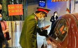 Hà Nội tìm người đến phòng giao dịch ngân hàng Public Bank