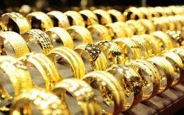 Giá vàng lao dốc, chọc thủng mốc 1.800 USD/ounce
