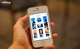 WeBuy đồ cổ: Mua iPhone 4 10 năm tuổi giá 300k trên chợ mạng và đây là những gì tôi nhận được