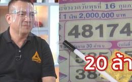 Đang bên bờ vực vỡ nợ, người đàn ông bất ngờ trúng số gần 150 tỷ đồng và cuộc sống 10 năm sau còn thảm hơn trước khi phát tài