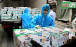 Vinamilk tặng 45.000 hộp sữa cho hơn 800 trẻ em đang cách ly tại Hà Nội, Hải Dương, Hải Phòng