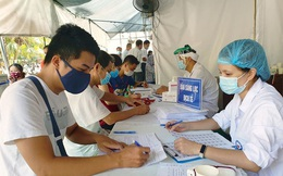 Hướng dẫn khai báo y tế trực tiếp tại các trạm y tế phường, xã khi về quê ăn Tết