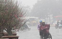 Gió mùa Đông Bắc tràn về từ 27 Tết trời chuyển mưa rét, Hà Nội thấp nhất 13 độ C