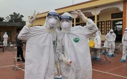 3 bệnh nhân đầu tiên tại tâm dịch Hải Dương được công bố khỏi bệnh