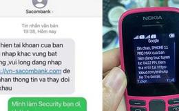 Giả tin nhắn thương hiệu - thủ đoạn mới cần phòng ngừa