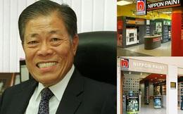 Tỷ phú Singapore giàu lên sau khi giành quyền kiểm soát sơn Nippon