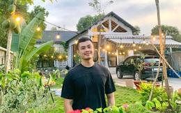 Chàng trai 25 tuổi về quê xây nhà, nuôi gà, trồng rau: Diện tích 1.000m2, chi phí 2 tỷ đồng, thu nhập còn 1/10 nhưng hạnh phúc