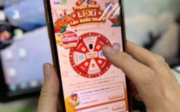 Ngân hàng, ví điện tử 'đua nhau' mở tính năng lì xì online