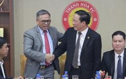 Chủ mới không chịu nộp phạt thay bầu Đệ, tuyên bố sẵn sàng trả lại CLB Thanh Hóa cho tỉnh