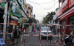 Phong tỏa khu Mả Lạng quận 1 vì ca mắc Covid-19 mới là nhân viên bốc xếp hàng hóa tại sân bay Tân Sơn Nhất