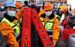 Ở lại ăn Tết để chia sẻ gánh nặng chống dịch tại Trung Quốc