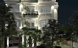 """Hết """"cung điện"""" dát vàng đến biệt phủ 10.000m2, Lý Nhã Kỳ vừa xây xong biệt thự 4 tầng trước Tết: Riêng phòng ăn đã gây choáng!"""