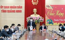 """Bộ trưởng Nguyễn Thanh Long: Quảng Ninh rất """"chắc tay"""", có nhiều cách làm sáng tạo, nhân dân có thể yên tâm đón Tết"""