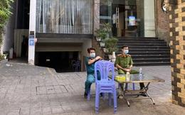 TP.HCM: Phong toả tiệm massage Valentine ở quận 5 vì liên quan đến ca mắc Covid-19