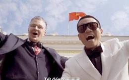 Bản rap cực chất của Đại sứ Mỹ kết hợp với Wowy chúc Tết người Việt Nam khiến dân mạng phấn khích