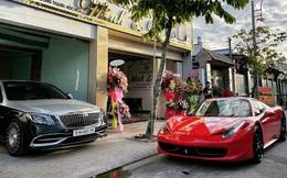Đại gia lan đột biến 'vung tiền' mua lại Ferrari 458 Spider từng thuộc sở hữu của ông Đặng Lê Nguyên Vũ