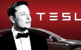 """Tesla tăng gần 20% giá trị trong ngày phố Wall """"thăng hoa"""""""
