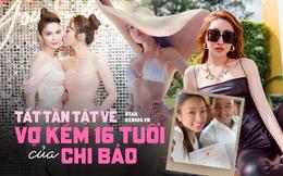 Vợ 3 kém 16 tuổi của Chi Bảo: Xinh đẹp sexy, chủ chuỗi thẩm mỹ, giàu nức tiếng và thân với cả dàn sao Vbiz