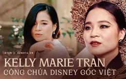 """Kelly Marie Tran: Từ cô bé ấm ức chịu cảnh dừng nói tiếng Việt vì bị kỳ thị đến """"công chúa Disney"""" người Việt đầu tiên trong lịch sử"""