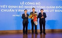 Sau gần 2 năm rưỡi phụ trách Ban Điều hành BIDV, ông Lê Ngọc Lâm chính thức ngồi ghế CEO ngân hàng TMCP có tài sản lớn nhất Việt Nam