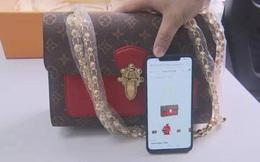 """Đáng sợ với """"đẳng cấp"""" làm hàng nhái Trung Quốc: Túi LV giả có chip NFC chống hàng giả, dù túi thật không hề có"""