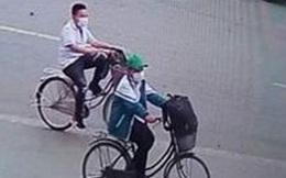 """2 học sinh lớp 5 đạp xe 140km """"trốn"""" nhà từ Thái Bình vào Thanh Hoá và câu chuyện xúc động phía sau"""