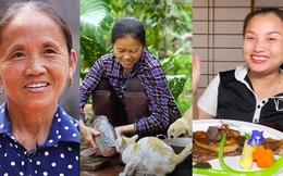 """Bà Tân, Quỳnh Trần JP, mẹ quê trong """"ẩm thực mẹ làm"""" - 3 bà mẹ youtuber hot nhất Việt Nam có thu nhập khủng cỡ nào?"""