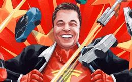 """Jack Ma """"ngã ngựa"""", Elon Musk thành """"siêu anh hùng"""" với người Trung Quốc"""