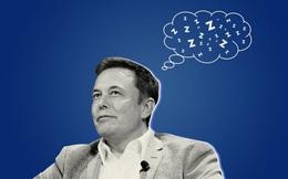 Nếu tối nay bạn định thức xuyên đêm làm việc, hãy nghe thử lời khuyên của Elon Musk