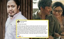 """Biên kịch Tiệc Trăng Máu nói về Bố Già: """"Người Việt Nam yêu gia đình và thường là yêu sai cách"""""""