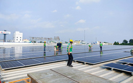 12 siêu thị MM Mega Market sắp lắp pin mặt trời mái nhà, tự chủ 30% nhu cầu sử dụng điện