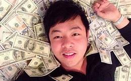 """Quang Lê tuổi 42: Từng bán nhẫn kim cương 2 tỷ đồng để làm liveshow, """"chơi lớn"""" chụp ảnh với đống tiền, rao bán nhà bạc tỷ vì không dùng đến"""
