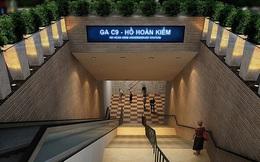 Hà Nội xem xét bỏ ga ngầm C9 cạnh hồ Hoàn Kiếm sau nhiều năm bảo vệ