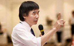 """Trong talkshow về kinh doanh, tiến sỹ Lê Thẩm Dương chia sẻ """"nhầm"""" một lý thuyết điển hình trong kinh tế?"""