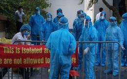 Thêm một người nhập cảnh nhiễm Covid-19, gần 31.000 người đã tiêm vaccine AstraZeneca