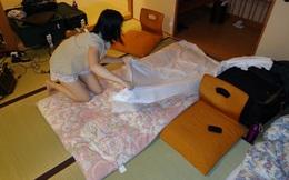 Tại sao người Nhật Bản thường ngủ trên sàn nhà?