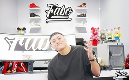 """Con trai """"ông trùm"""" điện tử Sài Gòn: Snearkerhead hàng đầu Việt Nam với 200 đôi giày, YouTuber nổi tiếng chi 140 triệu đồng cho 1 đôi sneaker"""
