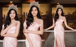 Lọt Top 7 trên bảng xếp hạng Miss World, Hoa hậu Đỗ Thị Hà nói gì?