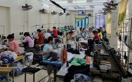 """Đột kích xưởng may chỉ sản xuất """"hàng hiệu"""" nổi tiếng thế giới ở Hưng Yên"""