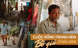 """Một ngày trong hẻm """"Bố Già"""" giữa Sài Gòn: Cuộc sống của người dân cù lao vẫn bình dị như thế, hễ có đoàn phim đến là nhiệt tình giúp đỡ!"""