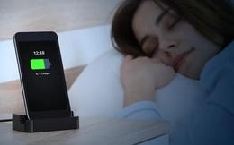 Bạn có nên sạc pin điện thoại qua đêm hay không?
