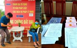 Hà Nội: Dân 'trẩy hội' buôn đất Ba Vì
