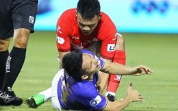 Hùng Dũng bị gãy chân, VĐV chơi bóng đá 'phủi' cần lưu ý gì tránh chấn thương