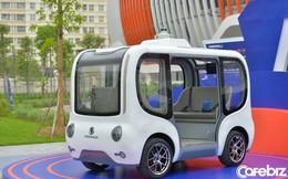 """Cận cảnh xe tự hành """"Made in Vietnam"""" đầu tiên đạt cấp độ 4: Tốc độ tối đa 40km/h, làm chủ công nghệ lõi, đã sẵn sàng nhận đơn đặt hàng"""