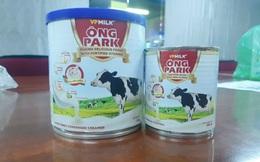 VPMilk tung ra Sữa Ông Park, cạnh tranh với sữa Ông Thọ, Cô gái Hà Lan