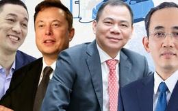 Các tỷ phú Elon Musk, William Li đến Phạm Nhật Vượng, Năng 'Do Thái' đã dấn thân vào ngành ô tô của tương lai như thế nào?